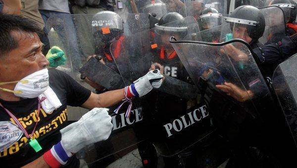 МИНТ рекомендует гражданам РК не посещать Бангкок