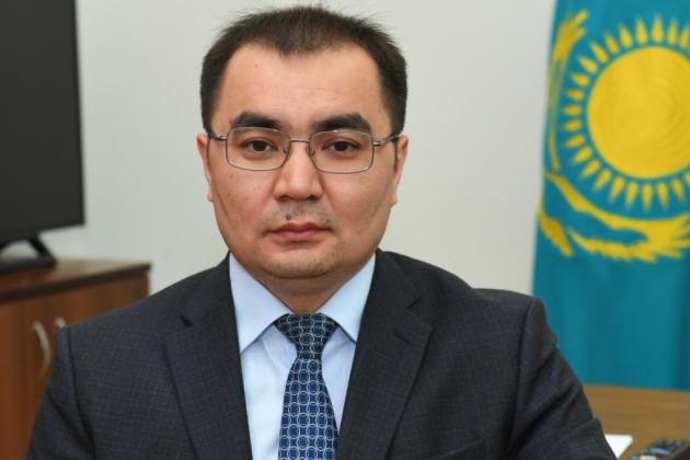 Алибек Алденей назначен секретарем Nur Otan