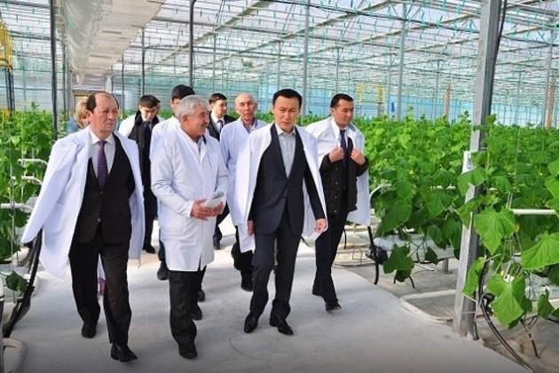 Асылжан Мамытбеков посетил южный Казахстан