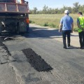 Бердыбек Сапарбаев раскритиковал ремонт дорог в регионе