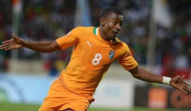 Нигерия и Кот д'Ивуар пробились на чемпионат мира