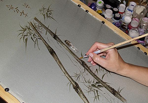 В Астане пройдет выставка по искусству батика