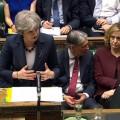 Парламент Великобритании не одобрил соглашение по Brexit