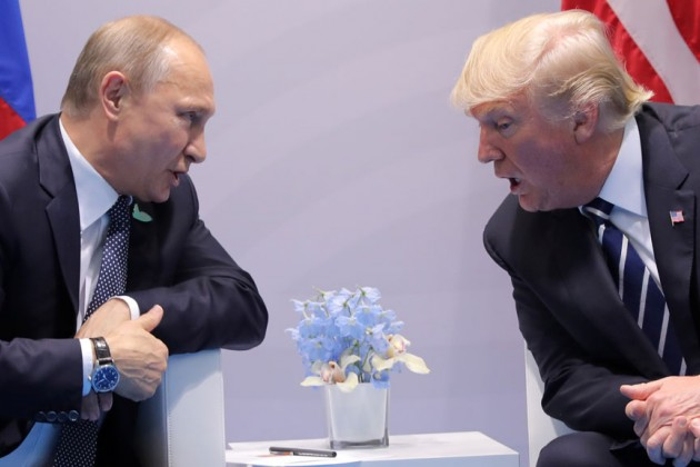 Россия иСША определили дату иместо встречи президентов