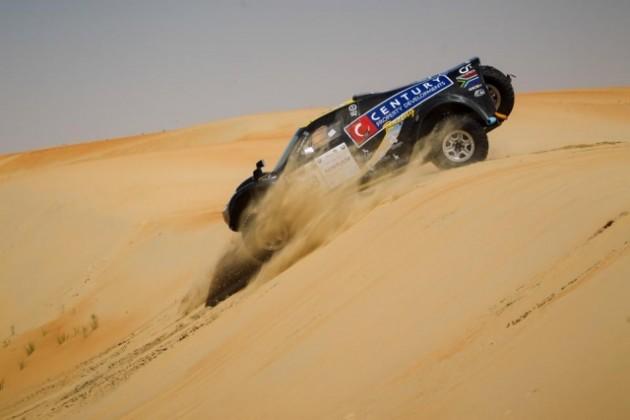 Второй день ралли в Абу-Даби прошел результативно
