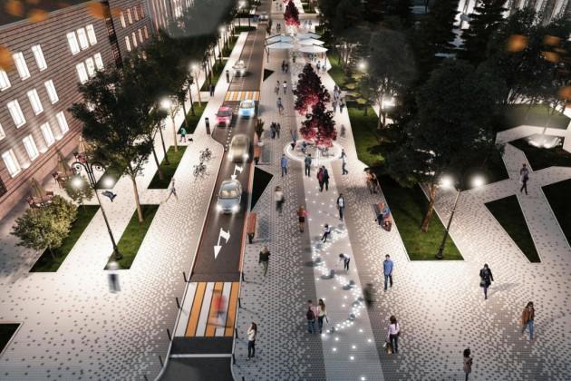 В Алматы реконструируют еще 3 улицы