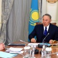 Президенту доложили оразработке концепции Киберщит Казахстана