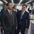 Ерболат Досаев выступил наXI Инновационном конгрессе вАстане
