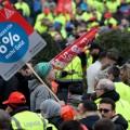 Автопром Германии пострадал из-за масштабных забастовок
