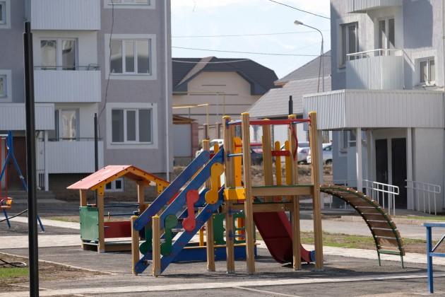 В мае начнут выдавать арендное жилье для многодетных семей
