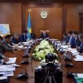 Жансеит Туймебаев поручил ускорить строительство водохранилищ