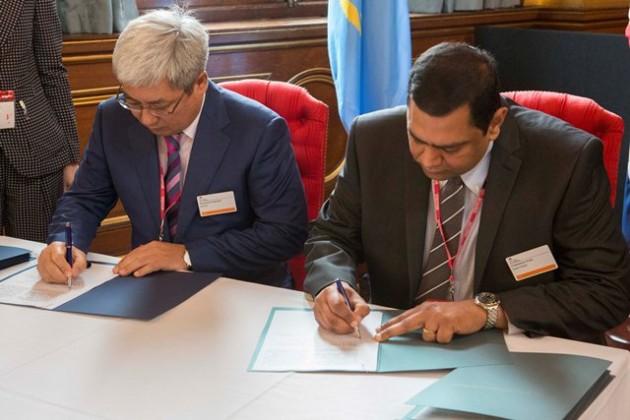 Итоги Казахстанско-Британского Делового Совета