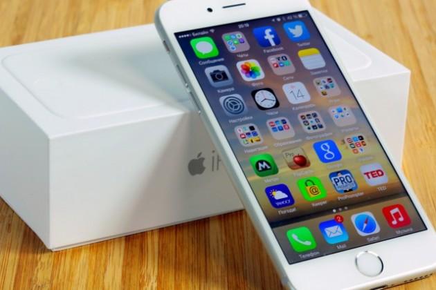 ТЕХНОДОМ: рассрочка нановый iPhone 6!