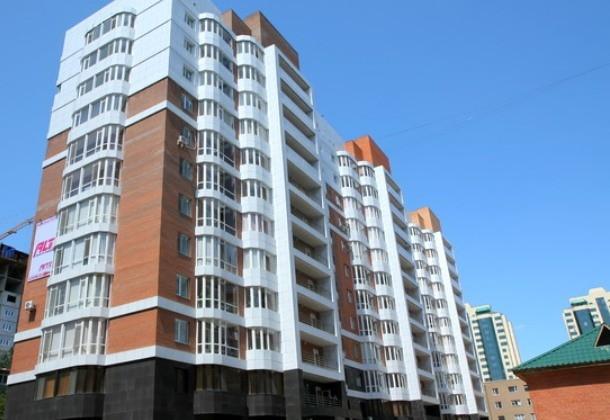 На рынке аренды Алматы треть квартир являются двухкомнатными