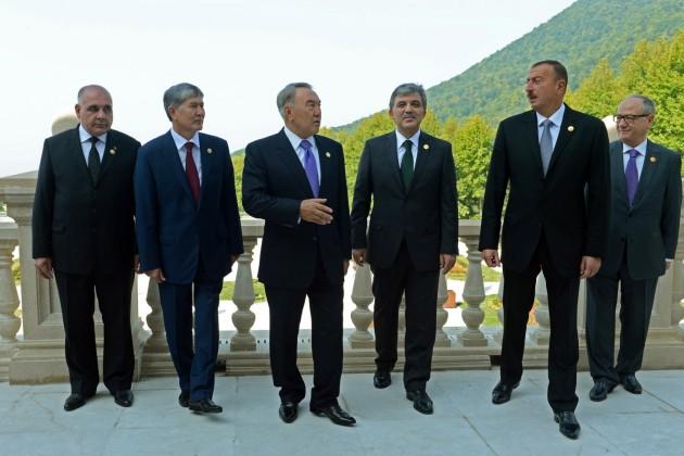 Назарбаев предложил создать  спутниковый канал тюркоязычных стран