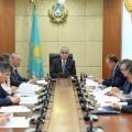 Касым-Жомарт Токаев провел заседание Бюро сената Парламента