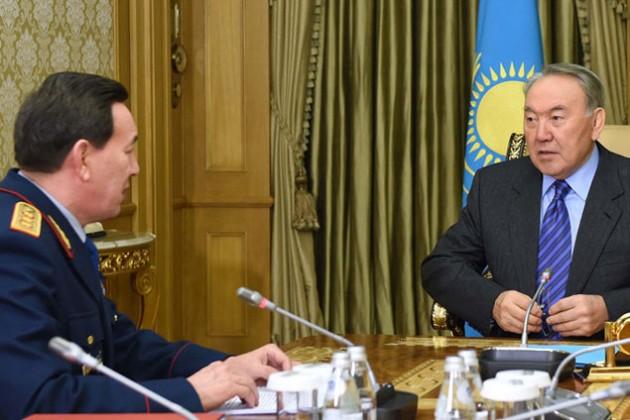 Президент дал поручение Калмуханбету Касымову по выборам