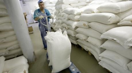 Мукомолы получили 57 тыс. тонн дешевого зерна