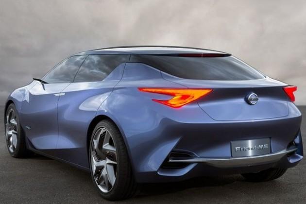 Nissan скоро представят новый концепт