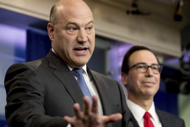 Советник Дональда Трампа поэкономике объявил оботставке