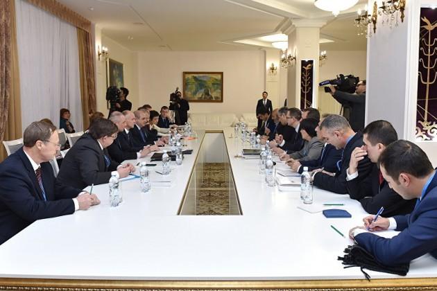 Глава российской делегации сделал заявление посирийскому вопросу