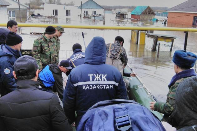 Втрех районах Карагандинской области объявленаЧС