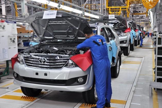 В январе казахстанцы купили новых автомобилей на 40 млрд тенге