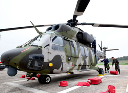 В Южной Корее разрабатывают собственный вертолет