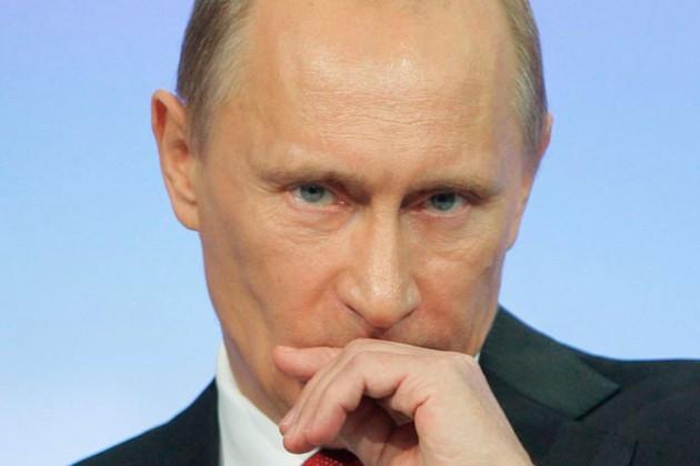 Путин теряет доверие иностранцев