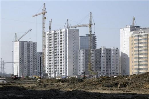 В Астане ожидается строительный бум