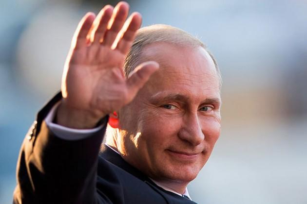 Владимир Путин ищет союзников против Европы