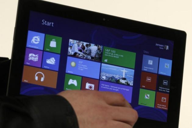 Названы данные о продажах планшетов Microsoft Surface