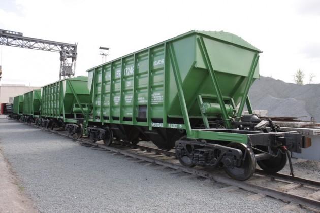 RMRail поставит тысячу хопперов-цементовозов вРФ иКазахстан