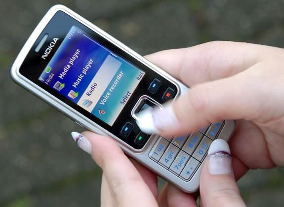 Мобильная связь на службе обществу