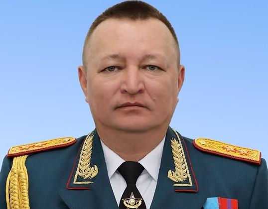 Талгат Жанжуменов покинул пост замминистра обороны