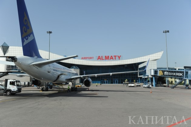 ВГенплане Алматы предусмотрено строительство второго аэропорта