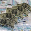 Курс доллара подрос до331тенге