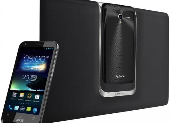 Asus показала вторую модель смартфон-планшета