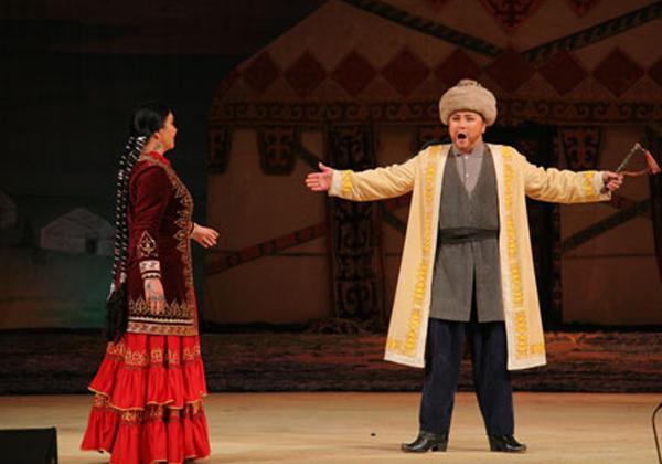 Театр Астана Опера откроется постановкой «Биржан и Сара»