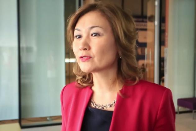 Досрочно прекращены депутатские полномочия Анар Жаилгановой