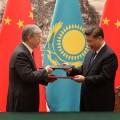 Казахстан и Китай подписали десять совместных документов