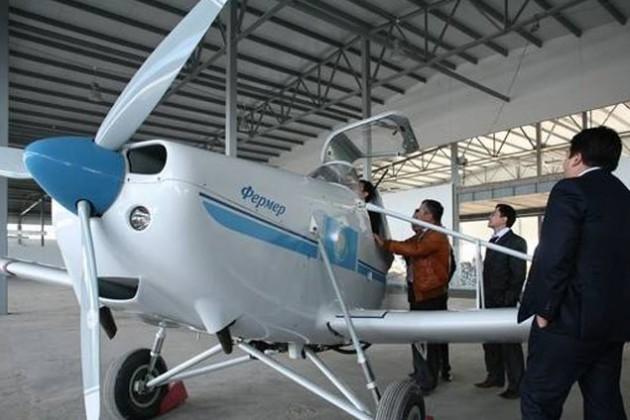 Завод КазАвиаСпектр продадут за долги