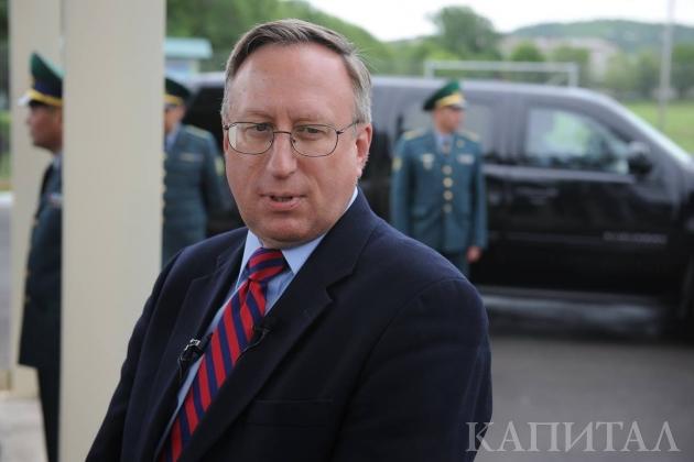 В посольстве США выразили соболезнования в связи с терактом в Актобе