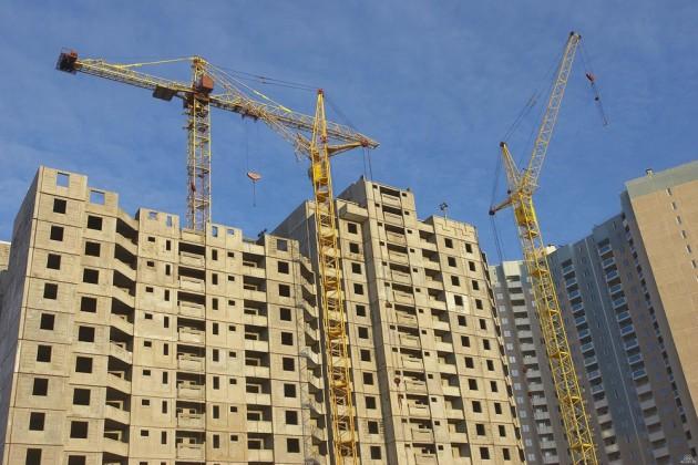 В Алматы начали строить доступное жилье