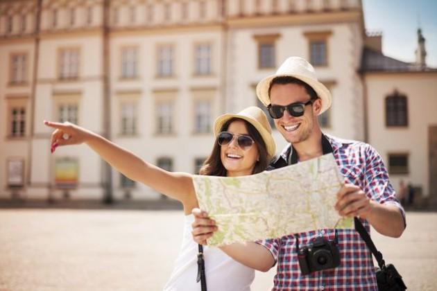 Число международных туристов в2017году достигло максимума за7лет