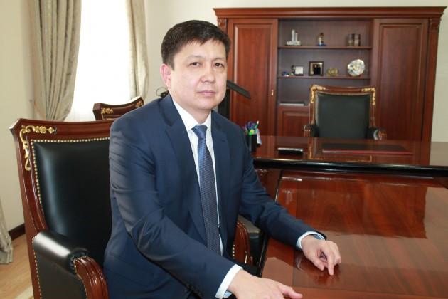 Талгат Матаев получил новое назначение