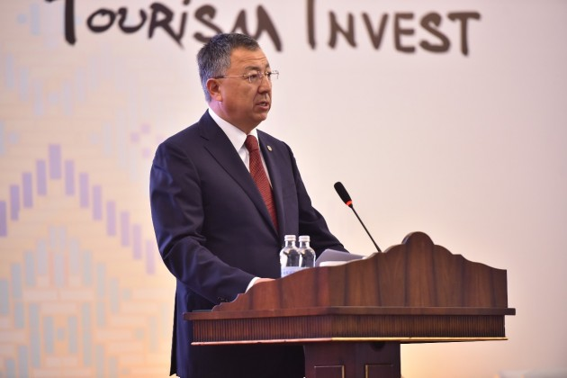 Южный Казахстан сначала года посетило 128тысяч туристов