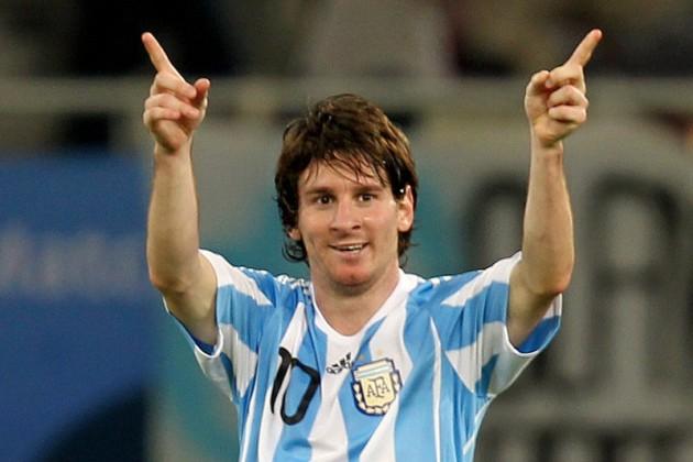 Дубль Месси вывел сборную Аргентины на ЧМ-2014