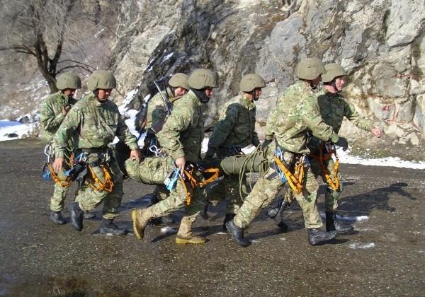 Казахстанские десантники сразятся с бойцами других стран