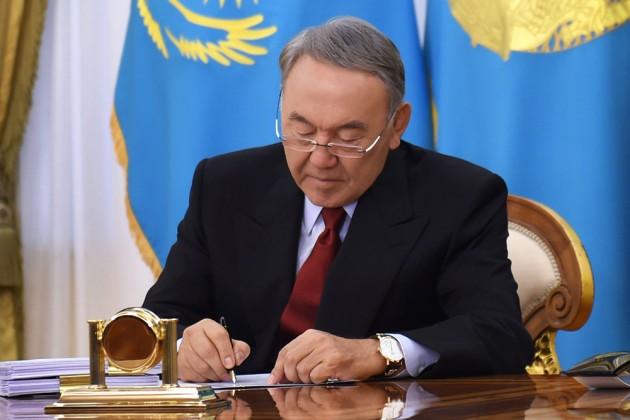 Нурсултан Назарбаев назначил своих заместителей вАНК